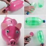 03.-Kopilka-dlya-monet-150x150 Поделки из пластиковых бутылок (77 фото)