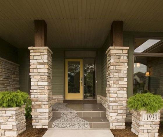 Крыльцо для частного дома: фото и практические рекомендации