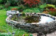 Пруды на даче своими руками — делаем сад ещё прекраснее