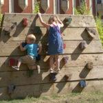 Детская площадка на даче