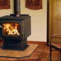 Выбираем лучшие печи для дома на дровах длительного горения