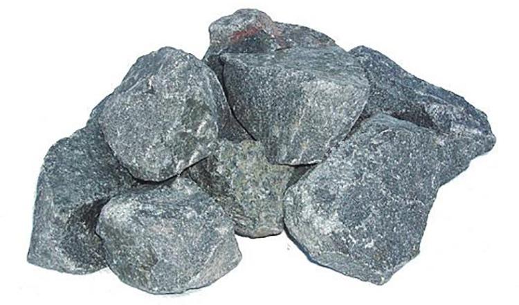 Какие камни для бани лучше? Обзор пород и сравнительные характеристики