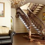 Расчёт лестницы