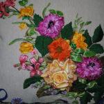 Как из атласной ленты сделать цветок пошагово