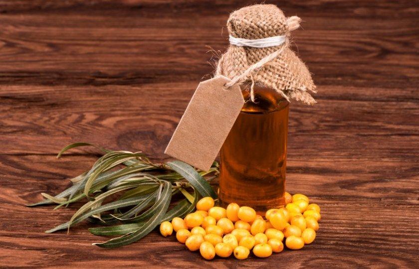 Лечение язвы желудка облепиховым маслом, как приниать, чем полезно