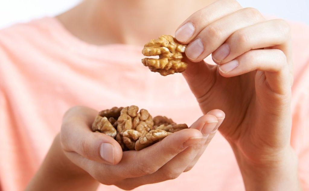 Грецкие орехи и сахарный диабет 2 типа