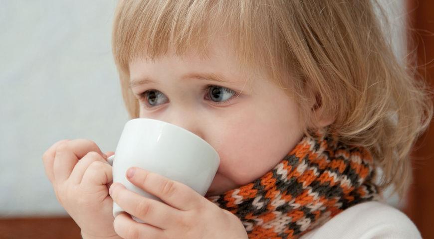 Чай от температуры