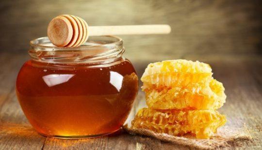 мед при язве желудка