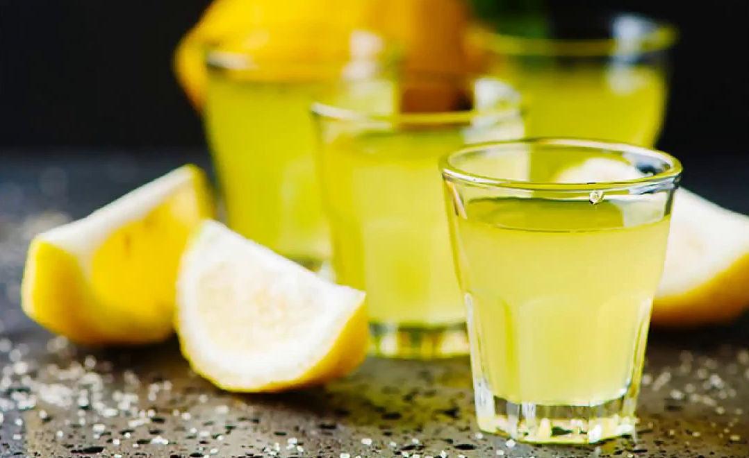Водка с мёдом