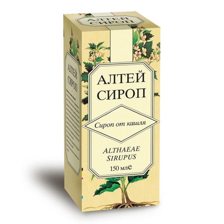 Корень алтея сироп инструкция по применению взрослым