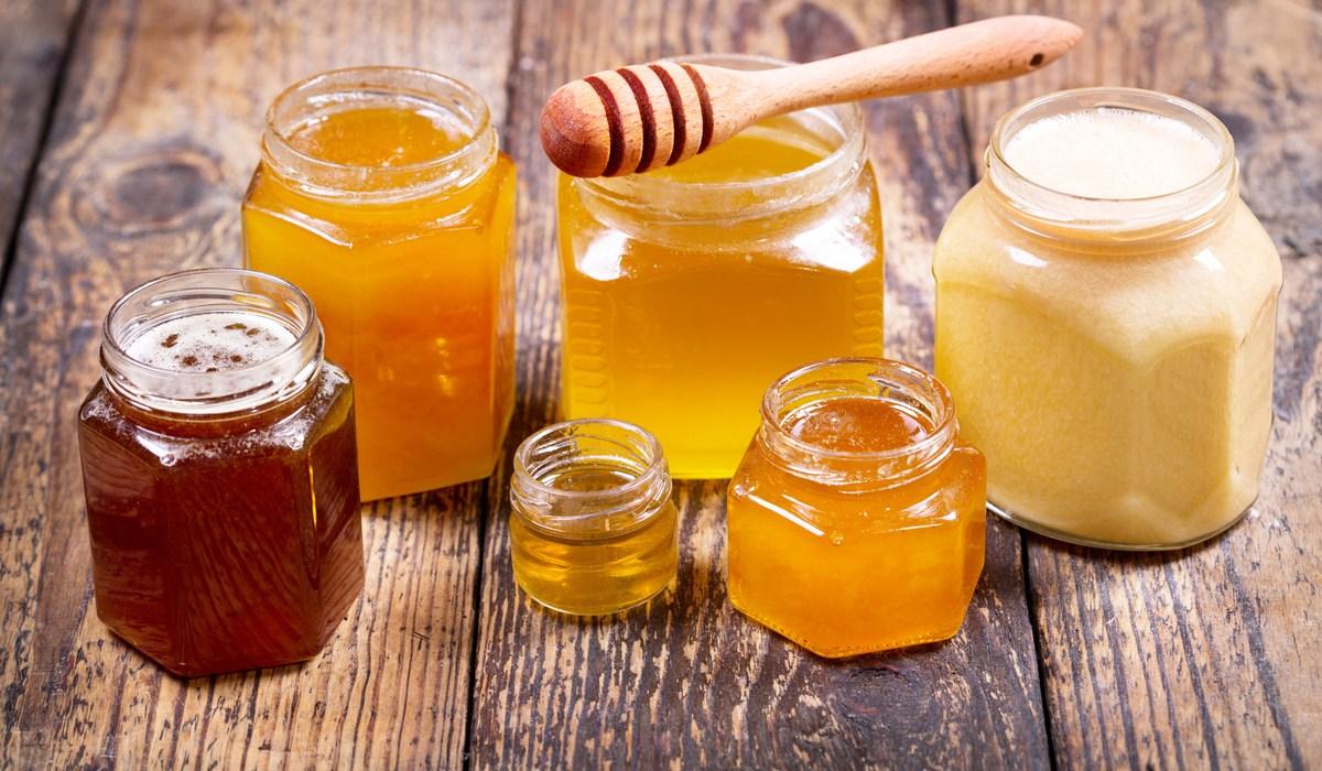 Разновидности меда