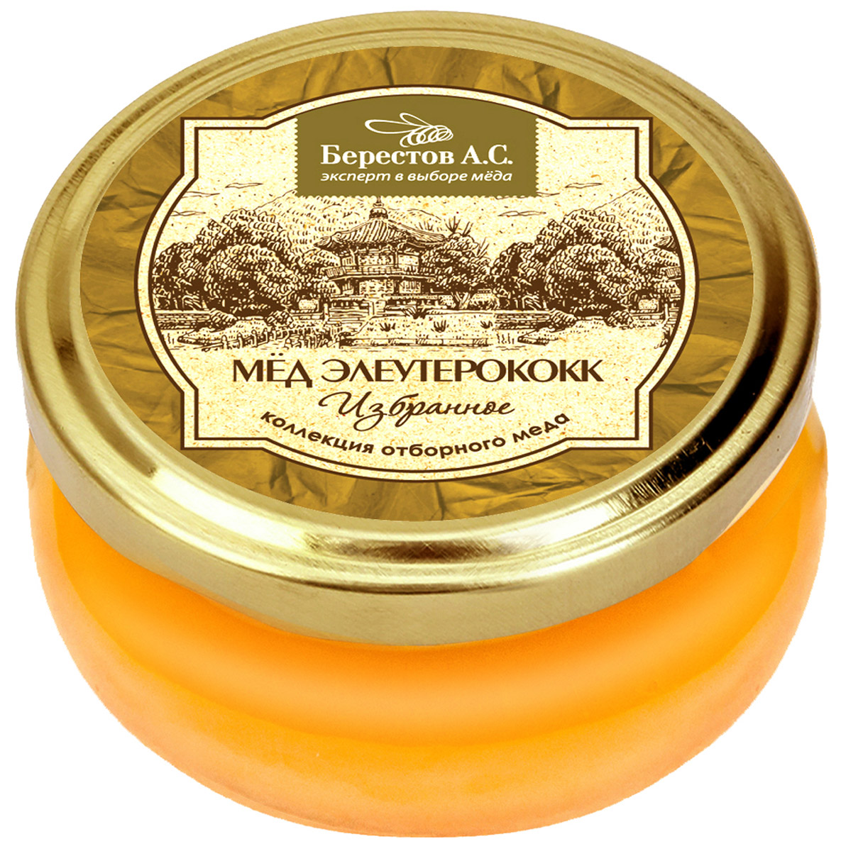 Мед элеутерококка