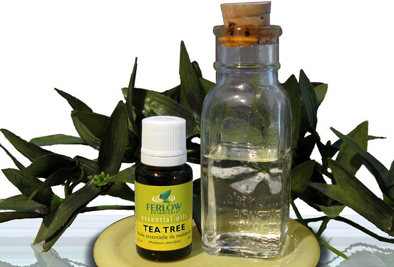Лосьон на основе масла чайного дерева