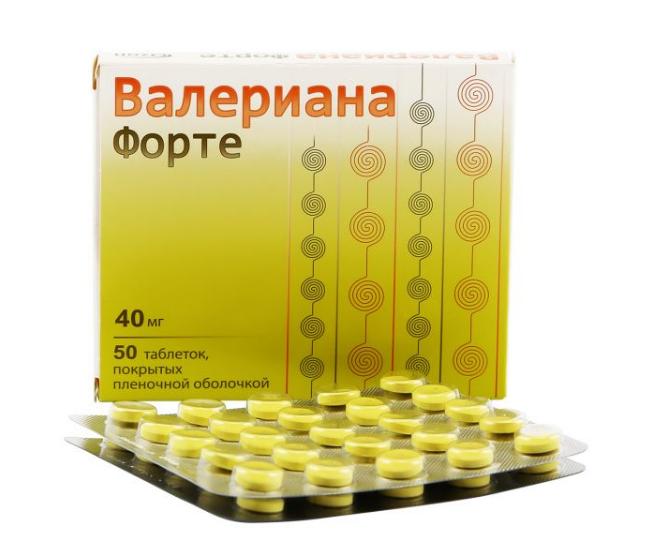 валериана при гипертонии в таблетках