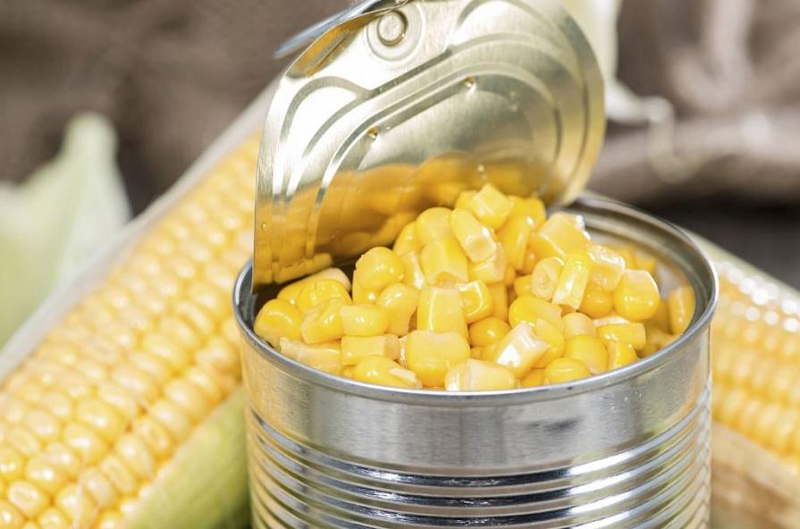 Консервная кукуруза