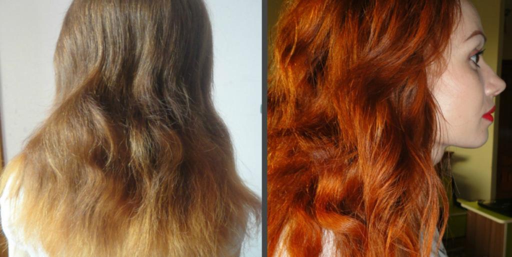 Куркума для окрашивания волос