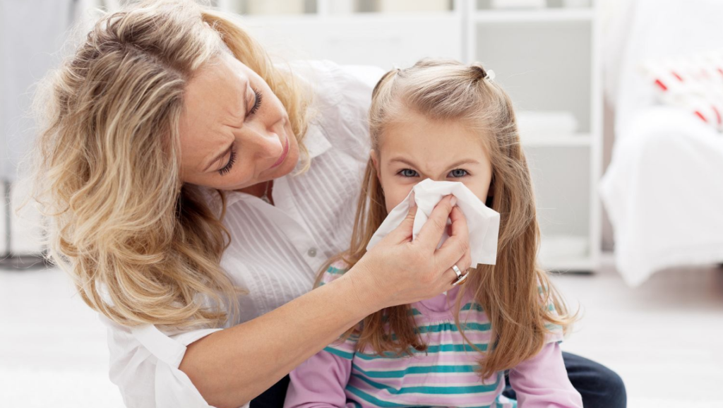 куркума при простуде у детей