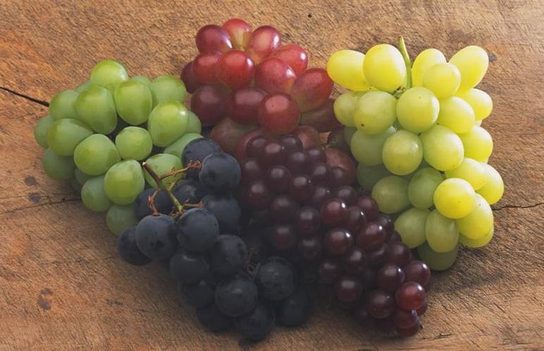 Сорта винограда при гастрите