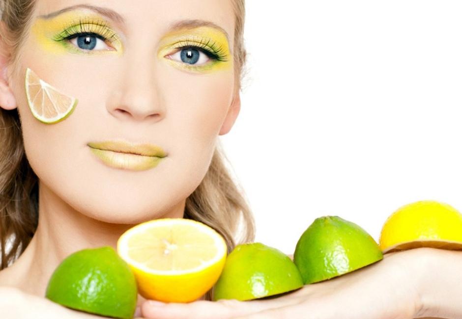 Применение лимона в домашнем уходе