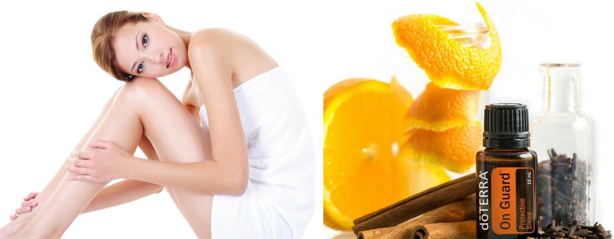 Эфирные масла для интимной женской гигиены