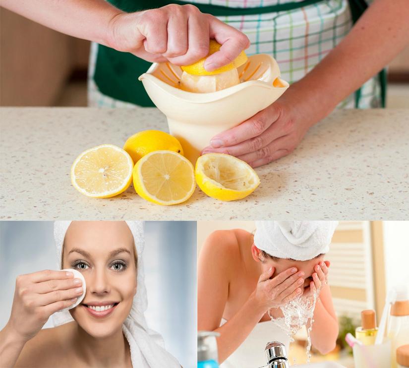 Как использовать лимон для кожи