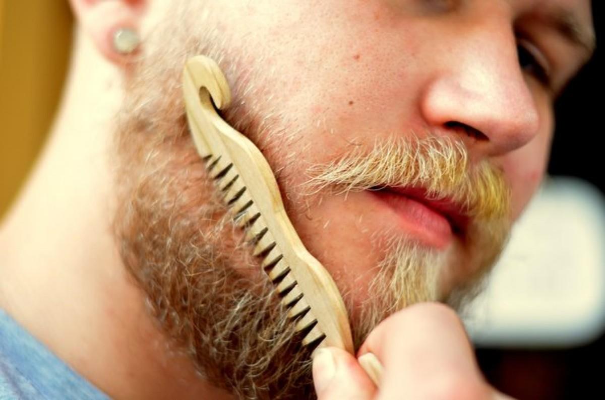 Прочесать бороду