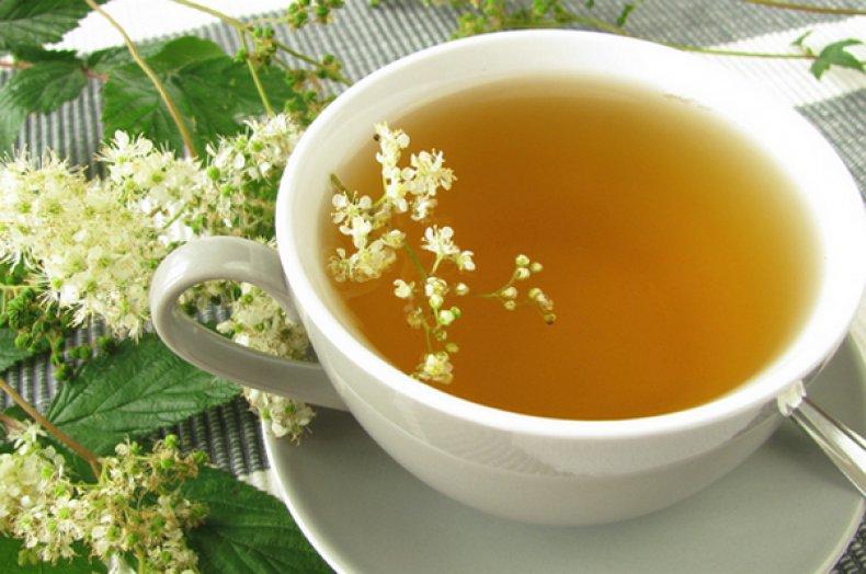 Лабазник чай
