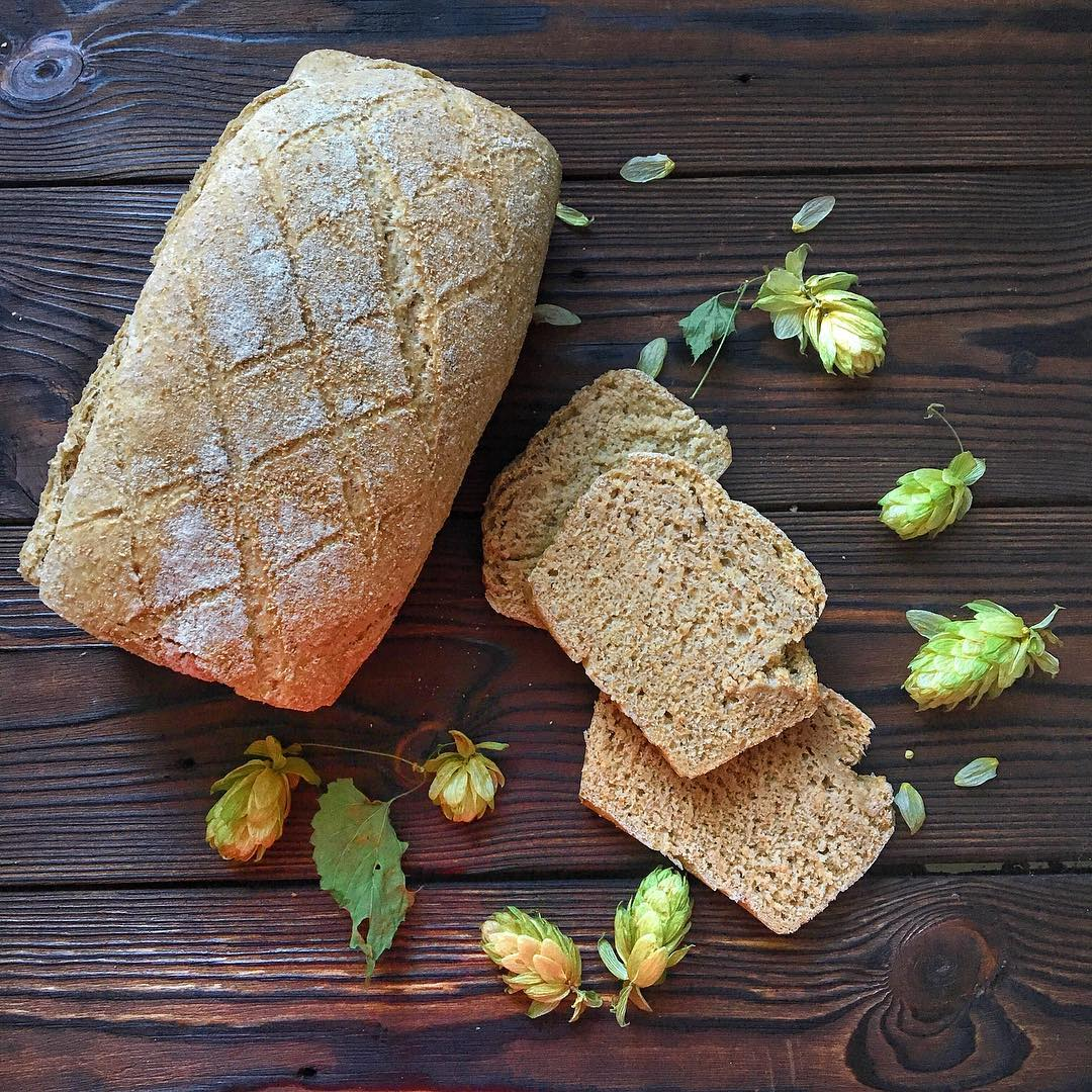 Хлеб на хмелю