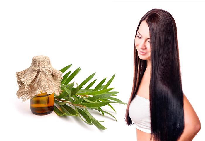 Масло чайного дереве для волос