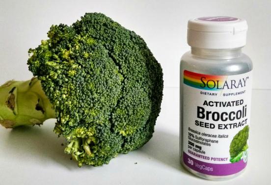 Экстракта брокколи