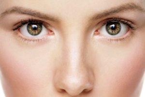 Глаза, девушка