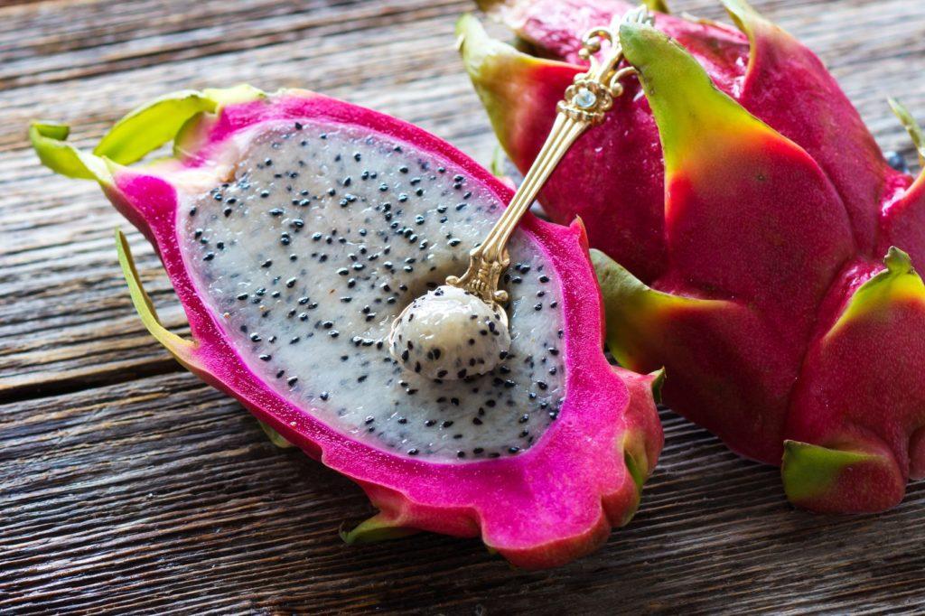 Фрукт Питайя - как его едят, какой он на вкус и чем полезен для организма