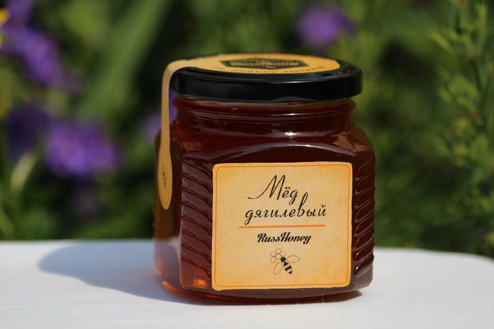 Дягилевый медовый продукт