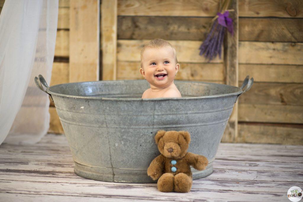 Успокаивающие ванночки с кашником