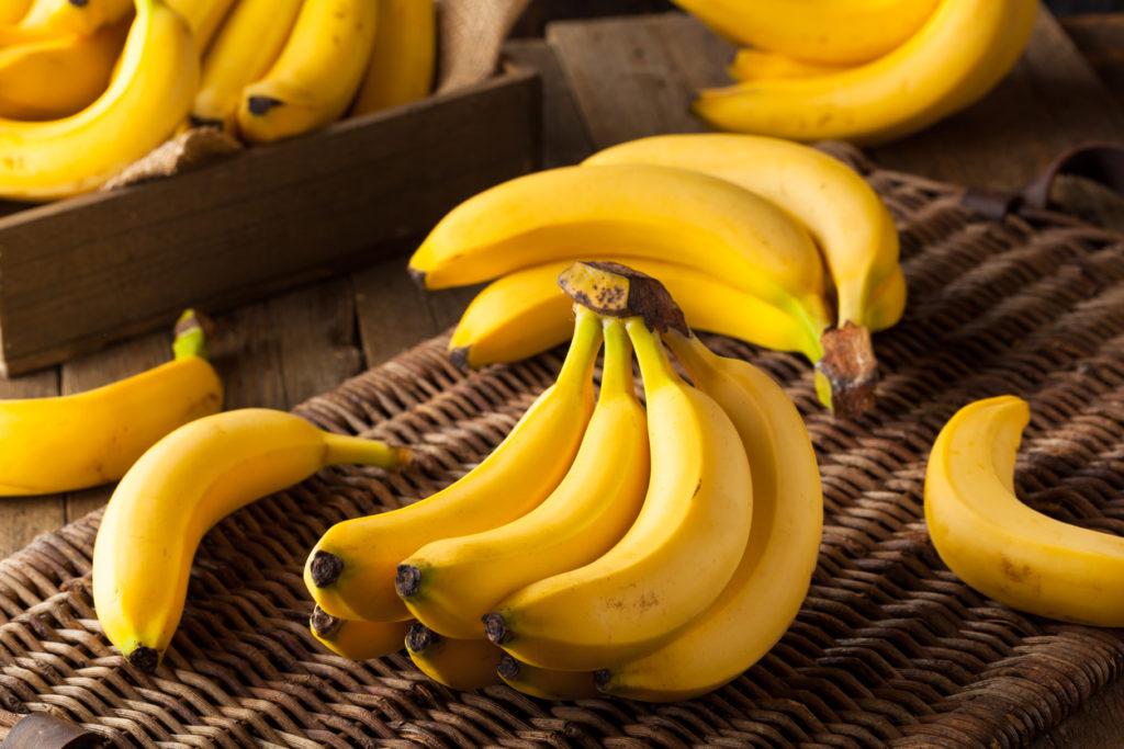Банан при запоре