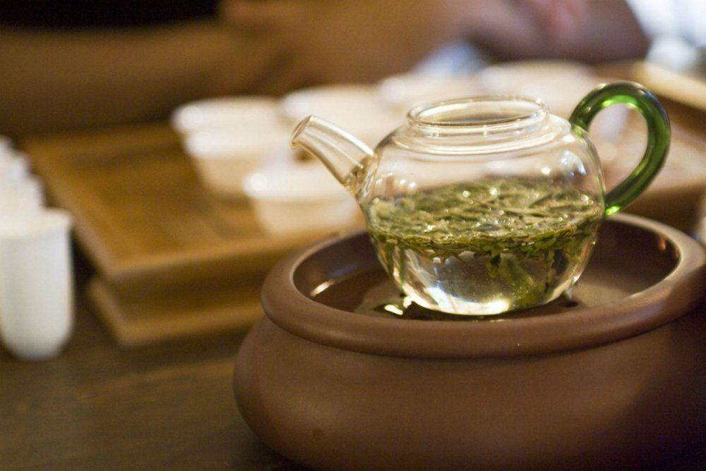 Боровая матка чай