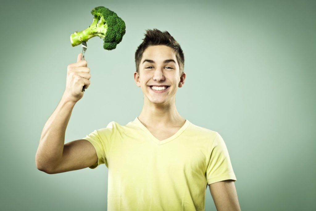 Чем полезна капуста брокколи для организма человека