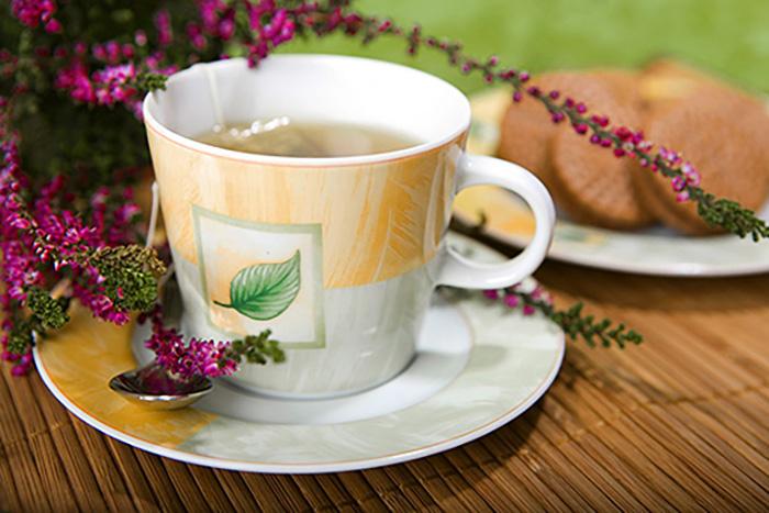 Чай с вереском