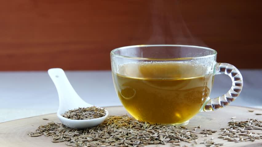 Чай с тмином