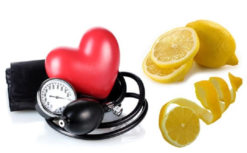 Влияние лимона на давление