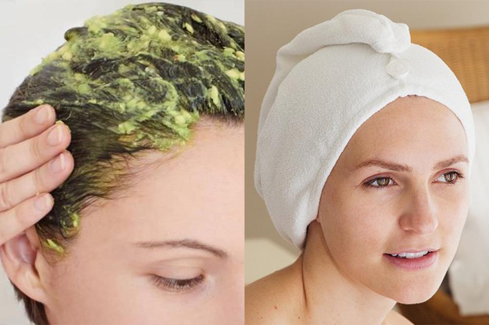 Маска для волос из брокколи