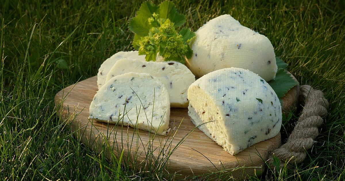 Тминный сыр