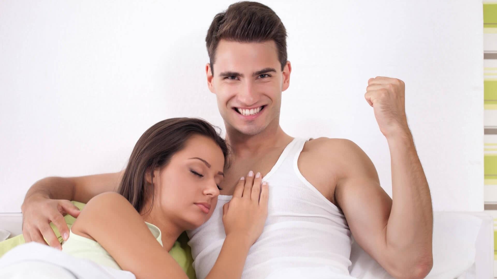 Улучшает половое влечение у мужчин