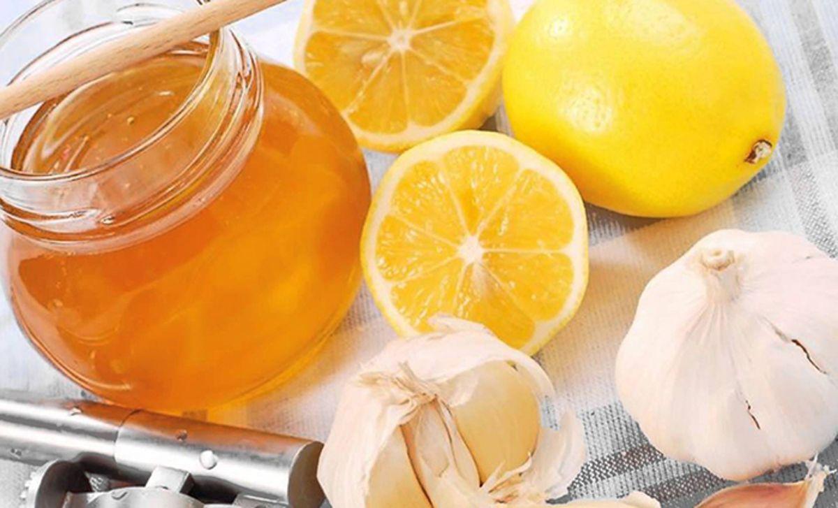 Очищение лимонами