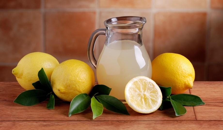 Лимон поднимает или понижает давление