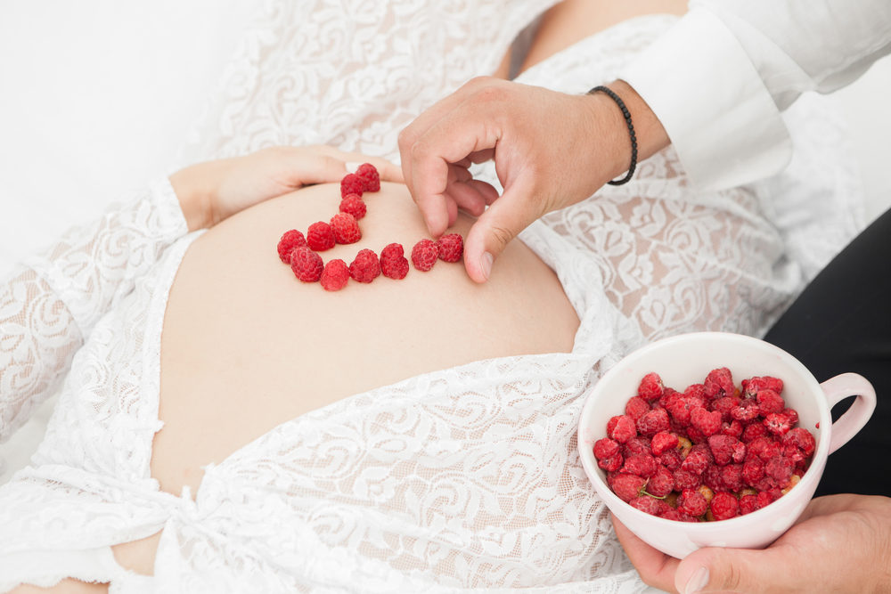 Малина при беременности