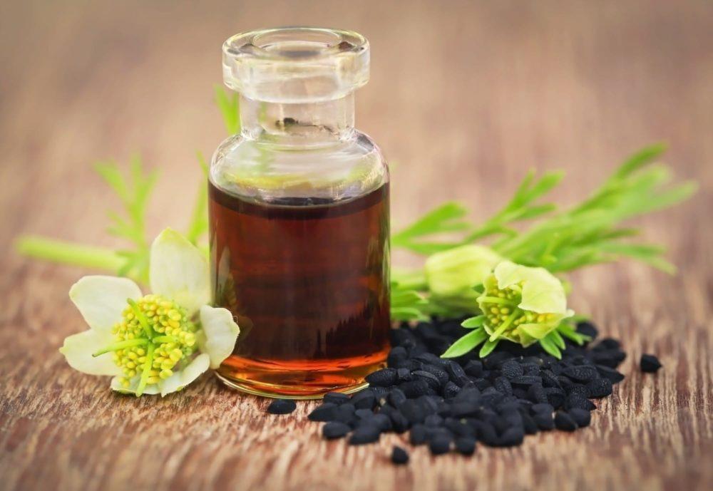 Масло черного тмина польза для женщин
