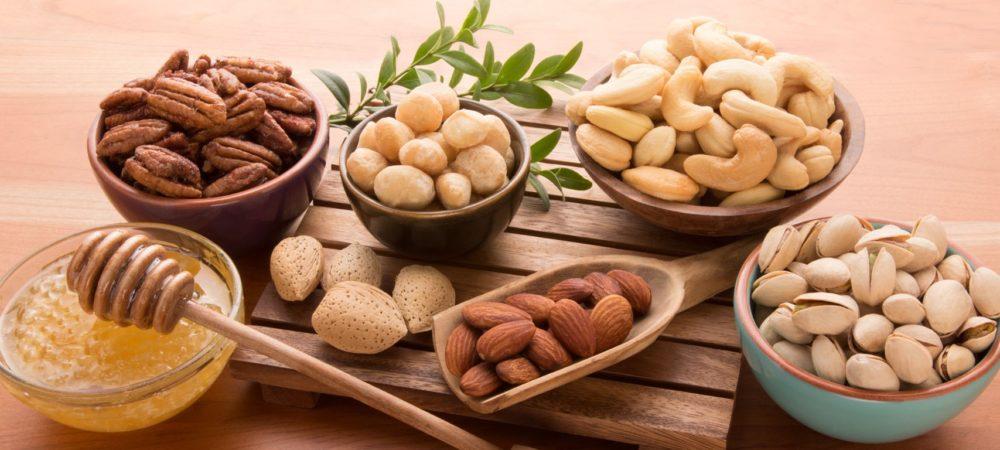Орехи при язве желудка