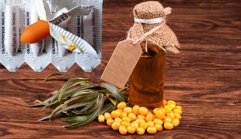 Лечение молочницы с помощью облепихового масла