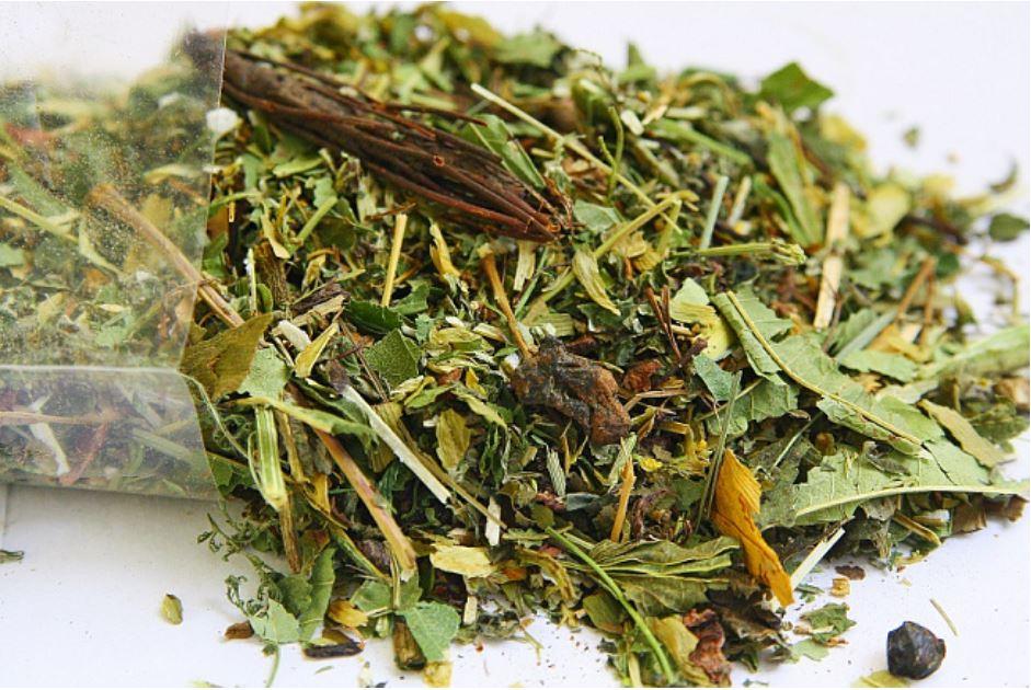 Какие травы использовать для чистки сосудов головного мозга
